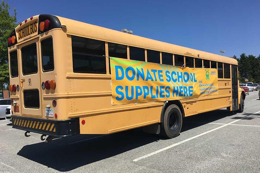 Guilford Education Alliance Teacher Supply Warehouse