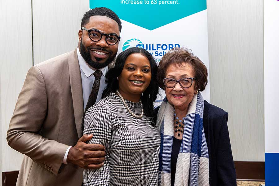 Guilford Education Alliance Education Summit 2019